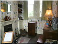 SU6232 : The Station Master's Sitting Room at Ropley station by Marathon