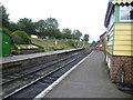 SU6232 : Ropley station by Marathon