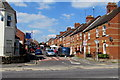 ST5616 : Victoria Road, Yeovil by Jaggery