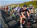 NY6442 : Tour of Britain at Hartside finish by Andrew Curtis