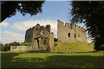 SX1061 : Restormel Castle by Richard Croft