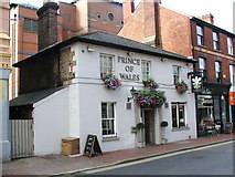 TQ5839 : Prince of Wales, Tunbridge Wells by Chris Whippet