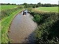 SJ4434 : Llangollen canal from bridge 51 by Clive Nicholson