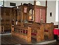 NY3225 : St Mary's Church, Threlkeld, Cumbria (13) by The Carlisle Kid