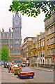 TQ3082 : Holborn, 1988: up Argyle Street to St Pancras by Ben Brooksbank