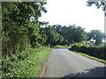 TF4279 : Minor road towards Claythorpe by JThomas