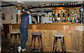 NY3225 : The Salutation Inn, Threlkeld - interior by The Carlisle Kid