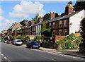 SO8603 : Osbourne Terrace, Thrupp by Jaggery
