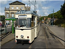 SK3454 : National Tramway Museum, Crich by Chris Allen