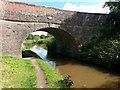SJ4434 : Lyneal Lane Bridge or bridge 51 on the Llangollen Canal by Clive Nicholson