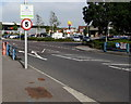 ST6178 : Speed limit and stay limit in Abbey Wood Retail Park, Filton by Jaggery