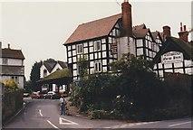 SO3958 : New Inn, Pembridge by Alison V. Sutcliffe
