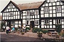 SO3958 : New Inn, Pembridge by Richard Sutcliffe