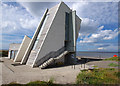 SD3147 : Rossall Point Observation Tower by Ian Taylor