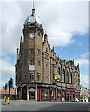 NZ2364 : Westgate Hall Buildings, Westgate Road, Newcastle by Stephen Richards