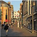SK5739 : Long Row and Pelham Street by John Sutton