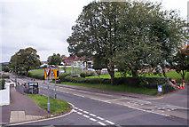 SX9066 : Barton Hill Road by Richard Dorrell