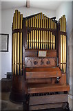 SK9239 : Organ, Ss Peter & Paul church, Belton by Julian P Guffogg