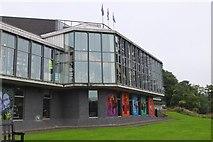NN9357 : Pitlochry Festival Theatre by Jim Barton