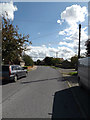 TM1663 : Henry Street, Debenham by Adrian Cable