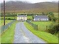 Q5711 : Fort Farmhouse by Oliver Dixon
