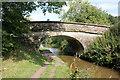 SJ8559 : Bridge 82 on the Macclesfield Canal by Jeff Buck