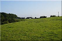 SD6807 : Farmland above Knutshaw Bridge by Bill Boaden