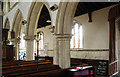 TL2744 : St Mary, Guilden Morden - South arcade by John Salmon