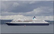 J5082 : The 'Saga Sapphire' off Bangor by Rossographer