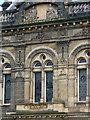 NZ2563 : Detail of former Town Hall, West Street, Gateshead by Stephen Richards