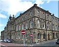 NZ2563 : Former post office, Swinburne Street, Gateshead by Stephen Richards