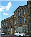 NZ2563 : Former municipal buildings, Swinburne Street, Gateshead by Stephen Richards