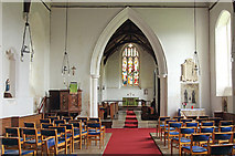 TL6153 : St Mary, Weston Colville - East end by John Salmon