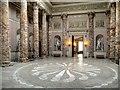 SK3140 : The Marble Hall, Kedleston Hall by David Dixon