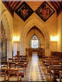 SK3140 : The Church of All Saints, Kedleston by David Dixon