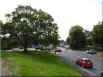 SO7845 : Barnard's Green Road meets Avenue Road, Malvern by Jeff Gogarty