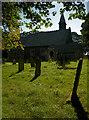 TA2332 : Elstronwick church by Paul Harrop