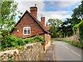 SK3925 : Melbourne, Cottage on Blackwell Lane by David Dixon