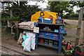 SZ4491 : Noah's Ark Little Shop by Ian S