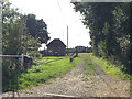 TM1065 : Pumping Station off Oak Farm Lane by Adrian Cable