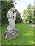 SO0660 : Sculpture near the Road by Bill Nicholls