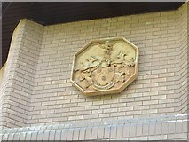SO0660 : Powys Coat Of Arms by Bill Nicholls
