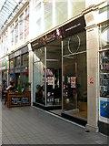 TQ3004 : 16, Imperial Arcade, Brighton by Simon Carey