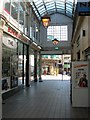 TQ3004 : 17, Imperial Arcade, Brighton by Simon Carey