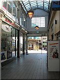 TQ3004 : 17, Imperial Arcade, Brighton by Simon Carey