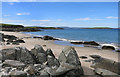 HU4488 : Another Beach at West Sand Wick by Des Blenkinsopp