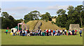 SP9908 : An Audience at Berkhamsted Castle by Des Blenkinsopp