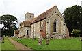 TL6355 : St Augustine, Burrough Green by John Salmon
