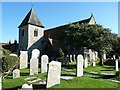 SZ7798 : West Wittering - Church of SS Peter & Paul by Rob Farrow