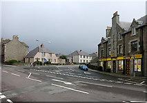 HU4741 : King Harald Street, Lerwick by Des Blenkinsopp